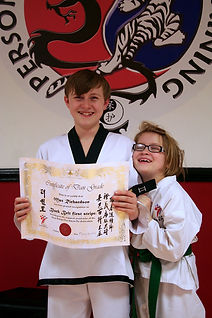 Life Skills at Taekwondo School of Excellence