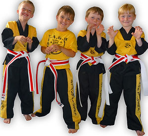 Little Tigers at Taekwondo School of Excellence