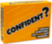 Confident party board game front of box 2019 edition