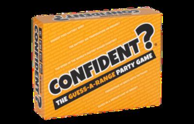 CONFIDENT? UK Edition
