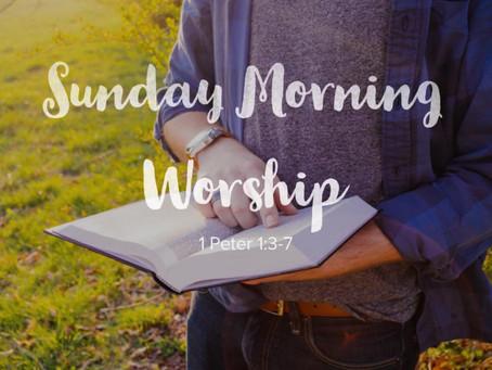 Worship Service April 5, 2020