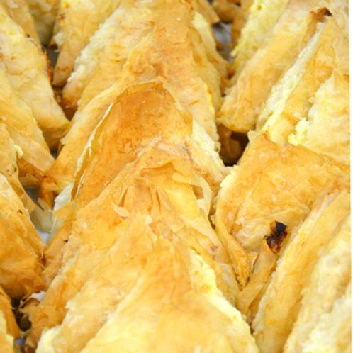 Cheese Tiropita (1 piece per order)