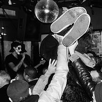 Event photo shot: Punk concert in New York by Luca Boveri
