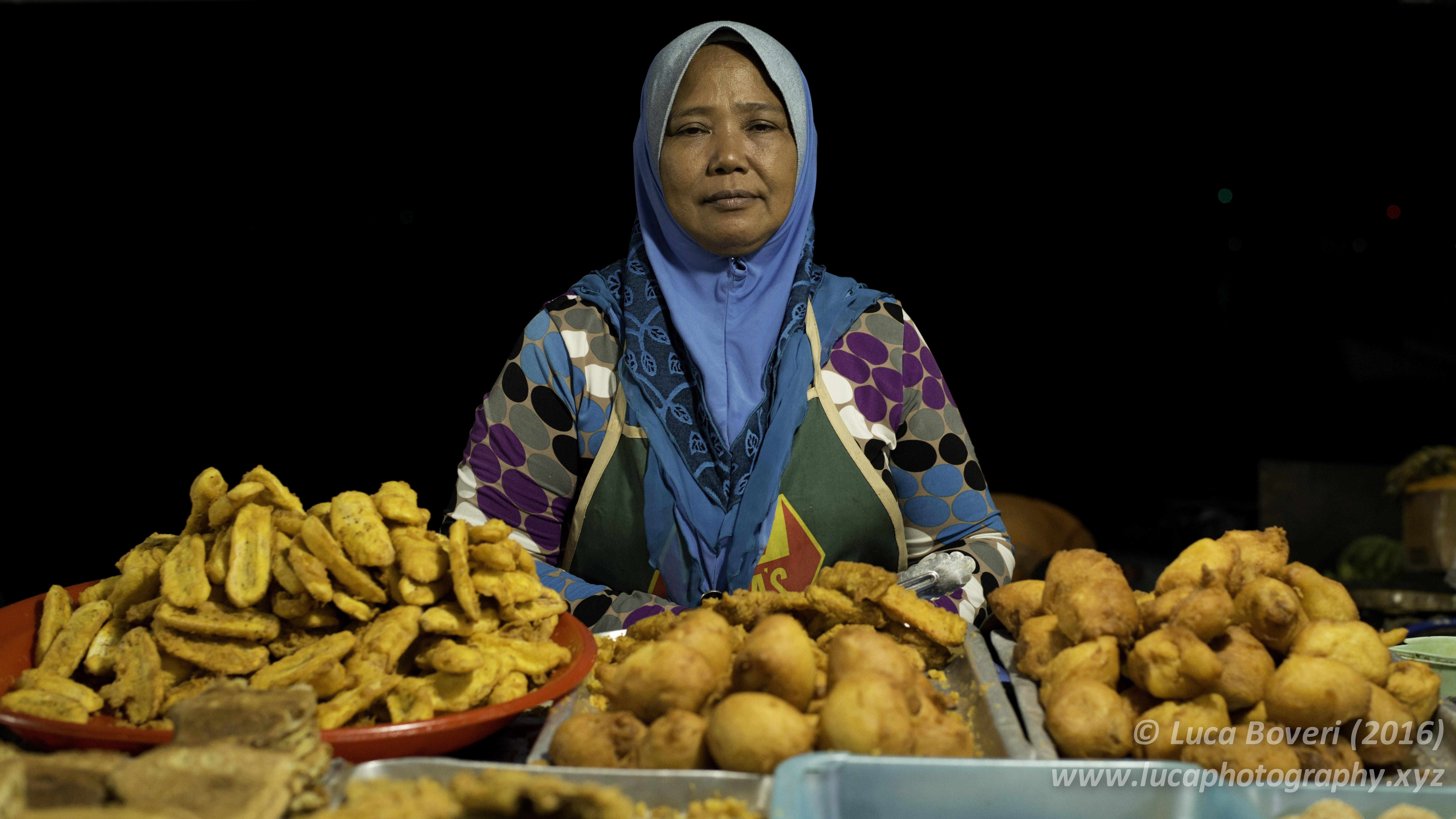 Market in Kita Kinabalu. @lucaboveri