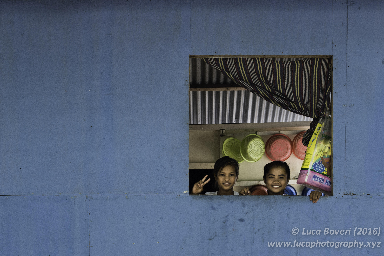 Sea Gypsies in Malaysia. @lucaboveri