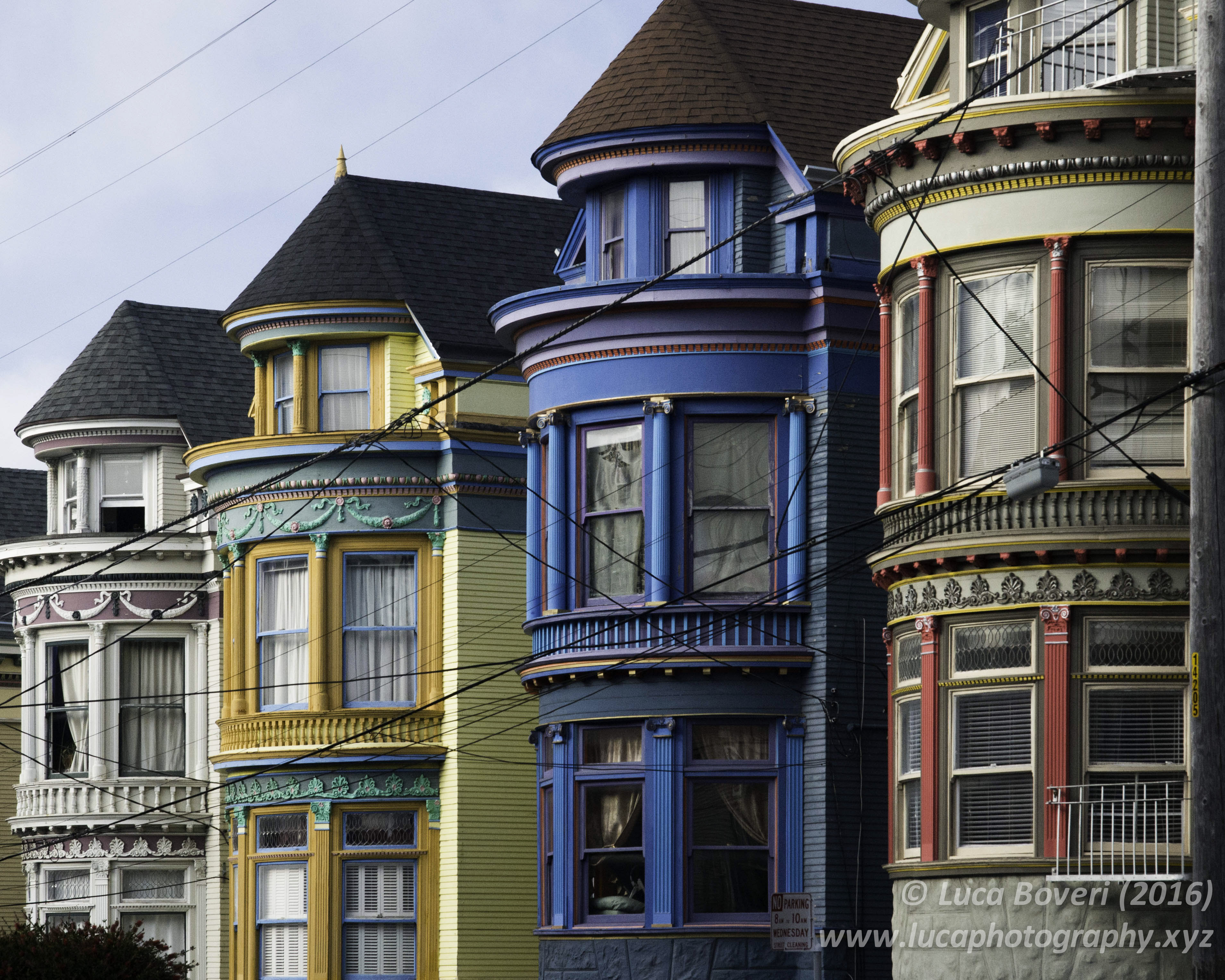 Victorian Houses. @lucaboveri
