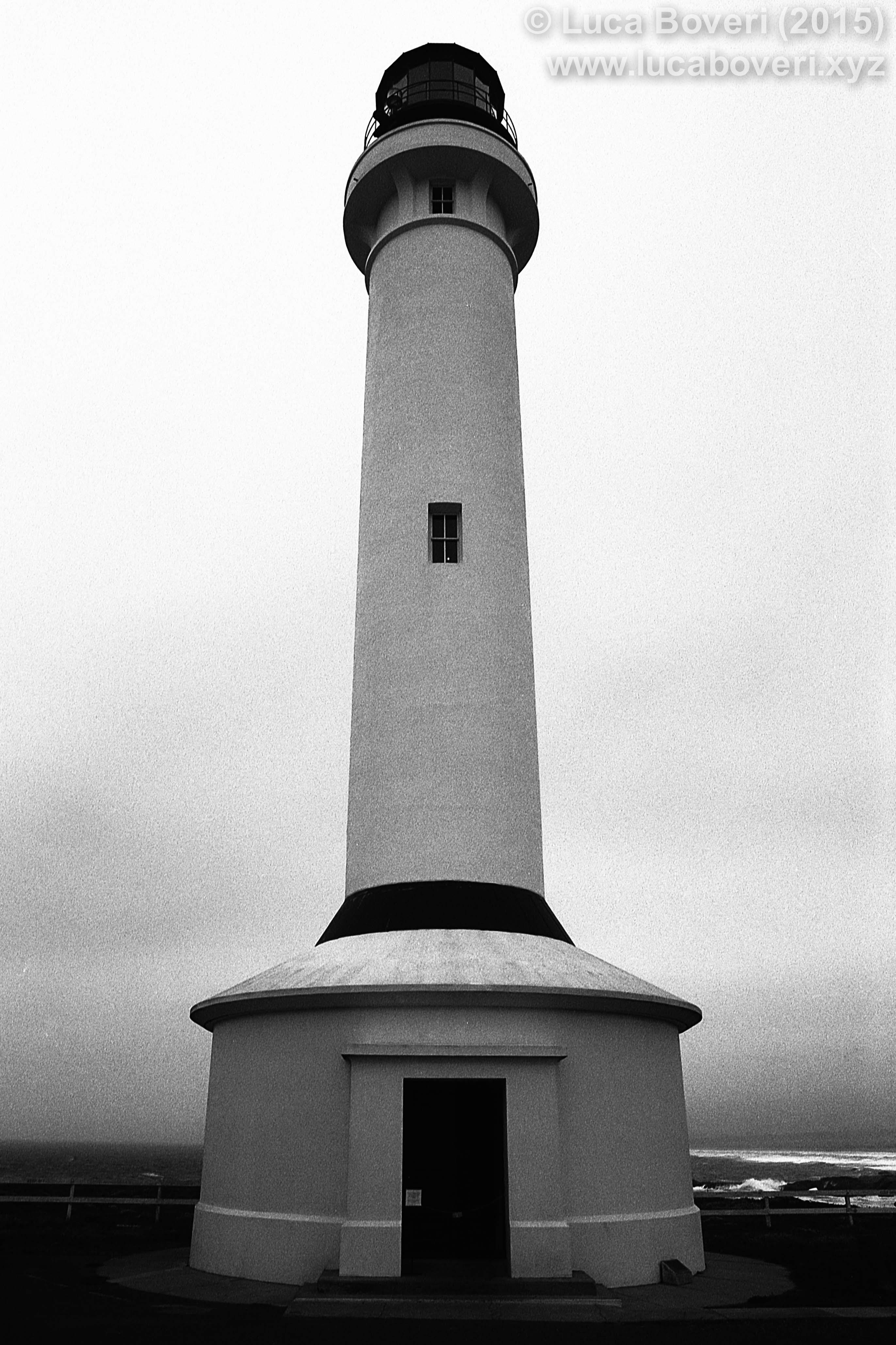 Mendocino lighthouse @lucaboveri