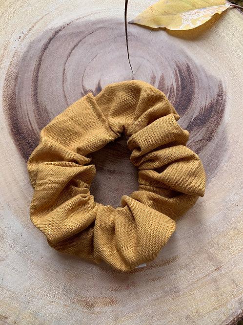 Mustard Scrunchie