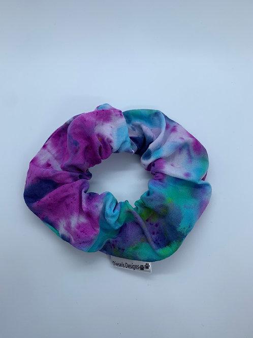 Tie Dye Scrunchie