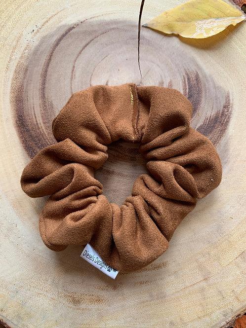 Cedar Scrunchie