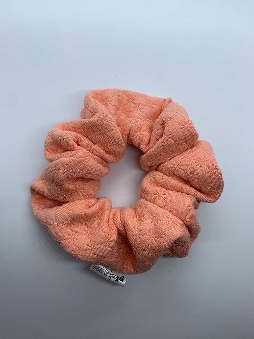 Pink Grapefruit Scrunchie