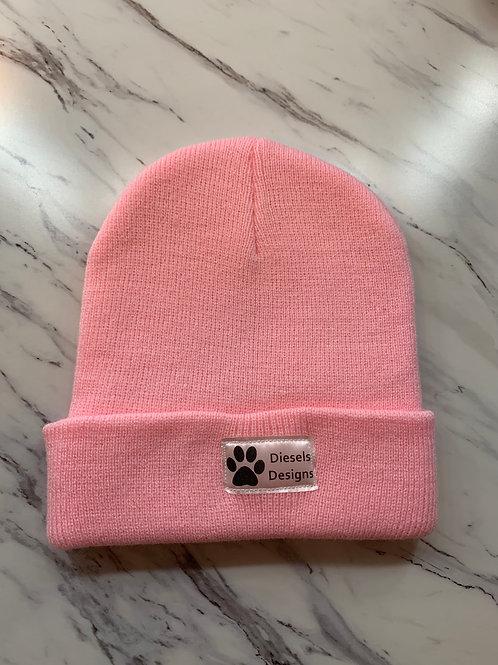 Pink Lemonade Diesel's Designs Toque