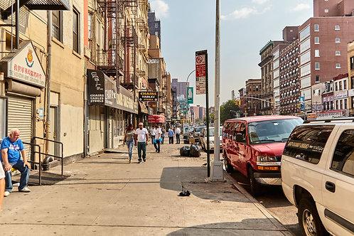 Heat Wave NYC
