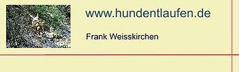 Banner-Frank-Weisskirchen-Tiersicherung