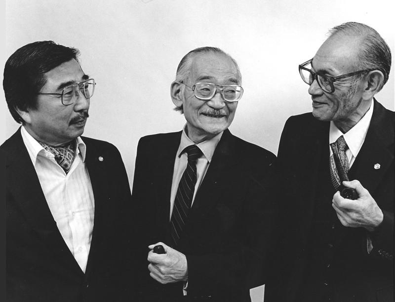 Hirabayashi, Yasui and Korematsu