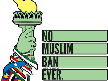 National mobilization against the Muslim ban