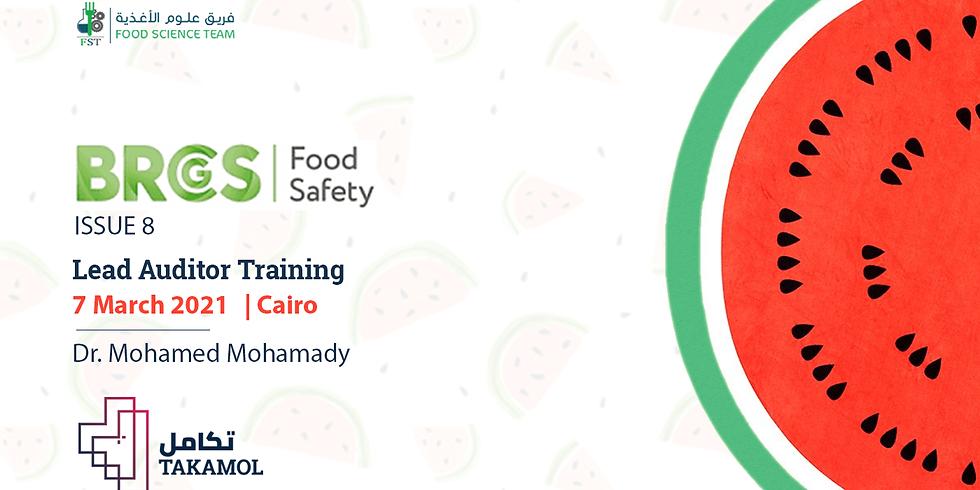 BRC Food 8 Lead Auditor Training