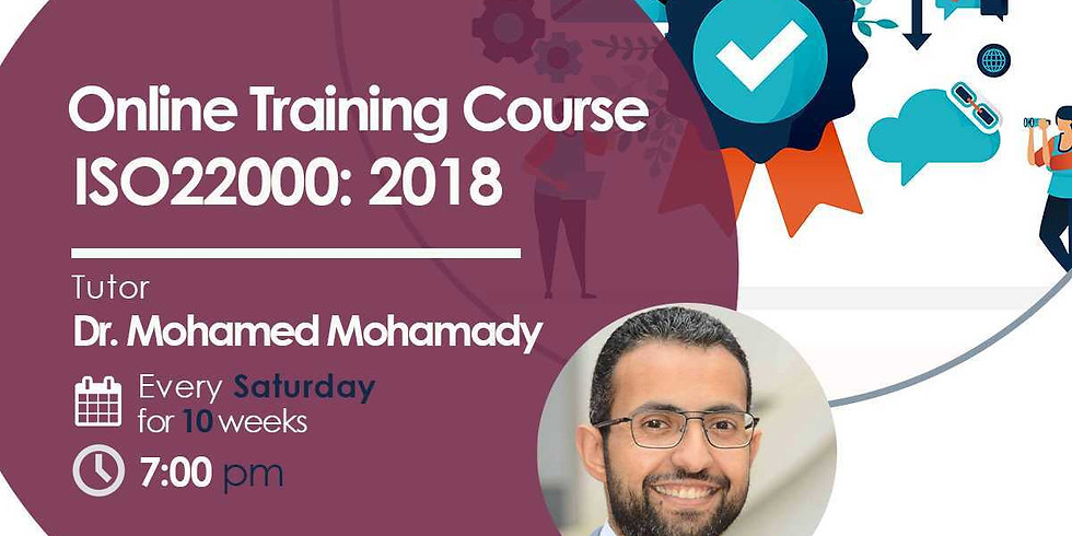 ISO22000:2018 Online training course | TAKAMOL