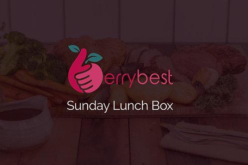 Sunday Lunch Box