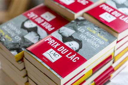 La Femme révélée aux Editions Grasset, lauréat du Prix du LÀC 2020