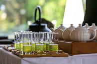Les Thés Betjeman&Barton ont servi à nos invités un thé frais, pétillant et festif : La Dame du lac