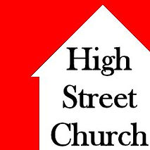 High Street Church Stacked Narrow (large