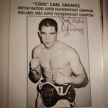 Carl Greaves