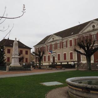 Mairie et médiathèque - Dolomieu