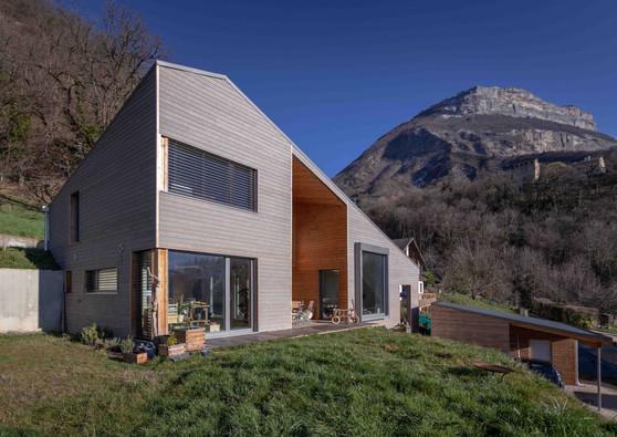 Maison individuelle - GasnierECO