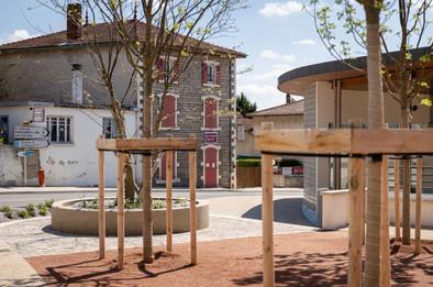 Centre-bourg - Epinouze