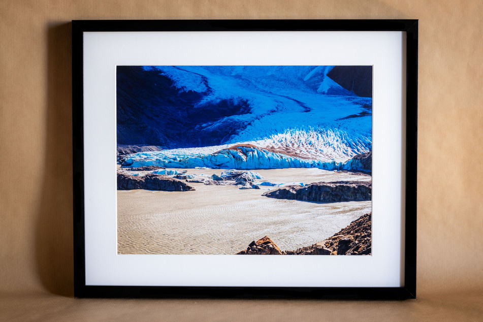 Glaciar Torre - 40x50 - 50€