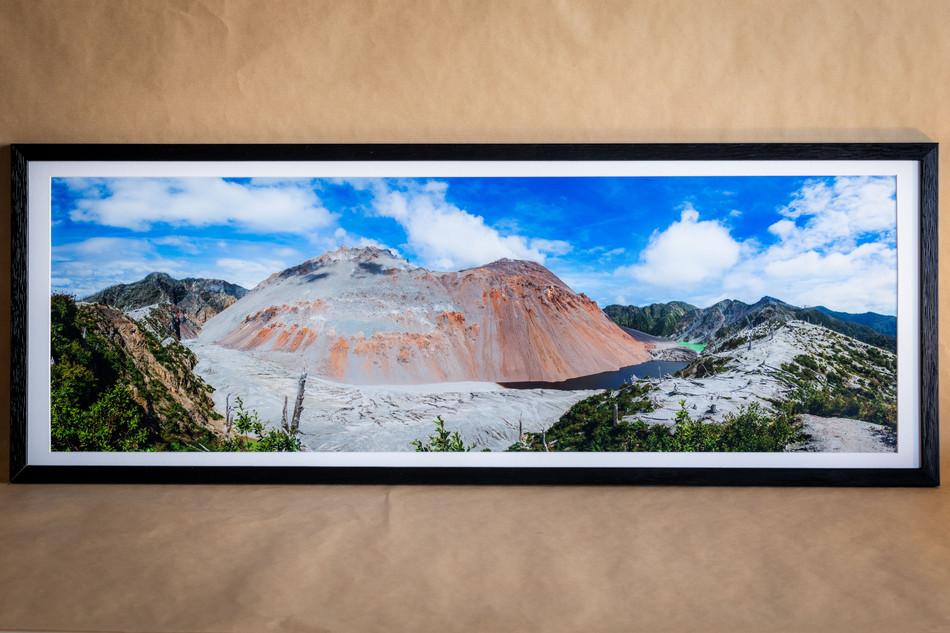 Volcan Chaiten - 33x95 - 80€