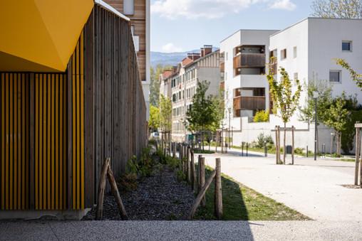 Quartier Chatelet - Grenoble
