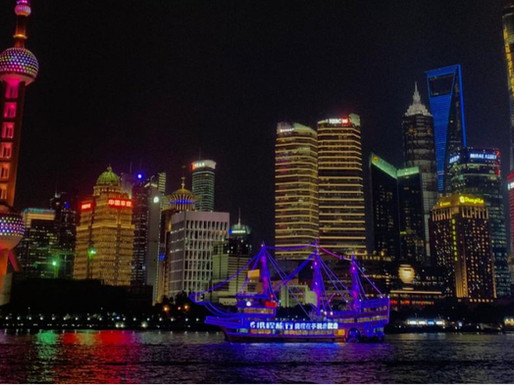 Beauty of Shanghai.