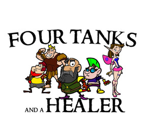 Four Tanks and a Healer (2011, 4 Reelz Productions)