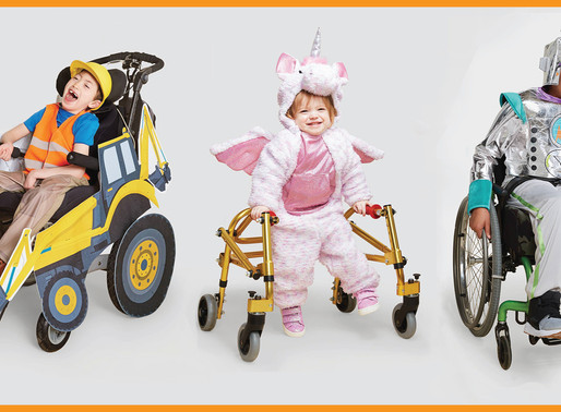 Target's Inclusive Costumes are Back with *Double* the Halloween Fun