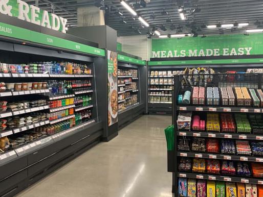 Amazon Opens Cashierless Grocery