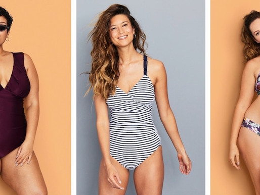 Target's New Swimwear Assortment Is Available Now, Featuring New Owned Swim Brand Kona Sol