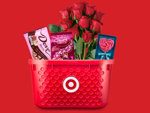Share the Love (And Save Sweet Time & Money) This Valentine's Day at Target