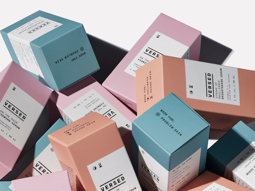 Versed, a New Skin Care Line, Makes its Target Debut