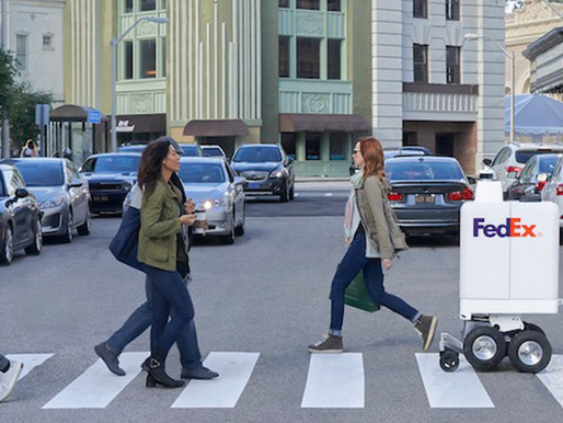 New Delivery Capabilities: Target + FedEx