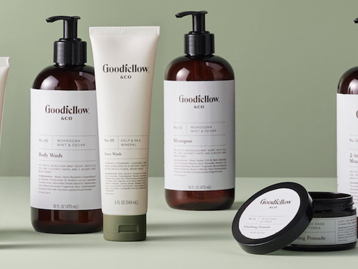 Target's Goodfellow & Co Expands into Men's Grooming