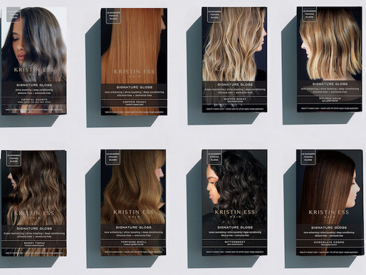 Keep Your Hair Looking Its Best With New Kristin Ess Hair Gloss