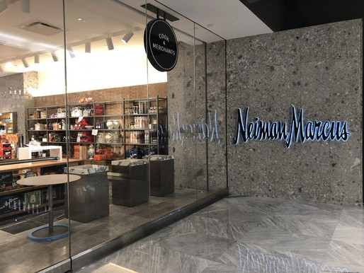 Neiman Marcus Plays Up 'Retail Theater' In Its First New York City Store At Hudson Yards