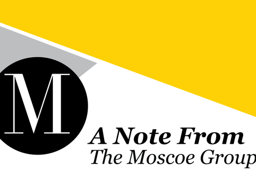 A Note From The Moscoe Group in Response to the Events in Minneapolis and Around the Country