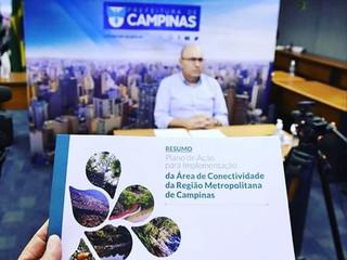 Campinas lança Plano de Ação para corredores ecológicos na RMC