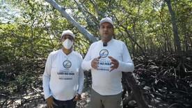 AÇÃO CONCRETA! Dia Mundial de Proteção aos Manguezais é celebrado com ação de limpeza