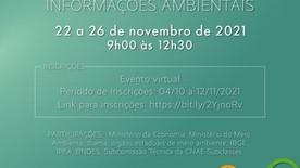 Seminário CTF/APP: o SISNAMA e o valor das informações ambientais