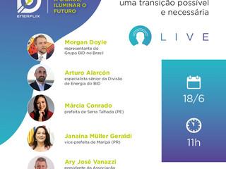 """O Banco Interamericano de Desenvolvimento (BID), irá realizar o encontro virtual """"Retomada verde"""