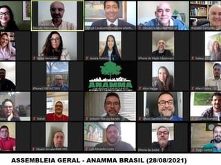 ANAMMA BRASIL realiza Assembleia Geral